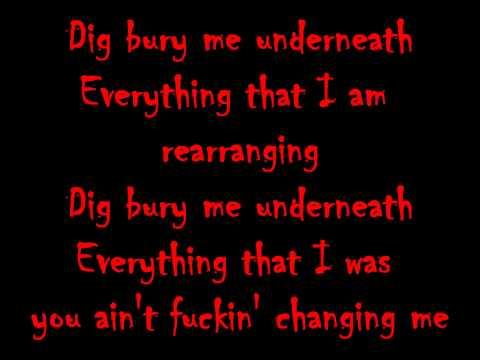 Mudvayne - Dig (Lyrics)