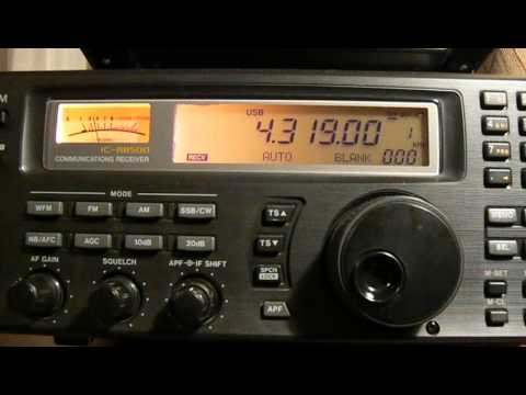 4319khz,AFN Los Angeles,Diego Garcia,English.