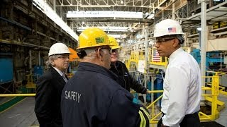 President Obama Speaks on Manufacturing and the Economy  11/15/13