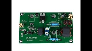 Power Amplifier 45W из Китая настройка и тестирование