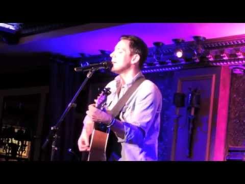 Steve Kazee at 54 Below