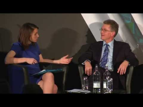 Adrian Guttridge speaking at The Economist Insurance Summit 2015