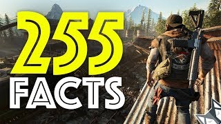 255 Facts about DAYS GONE - Everything You Need to Know