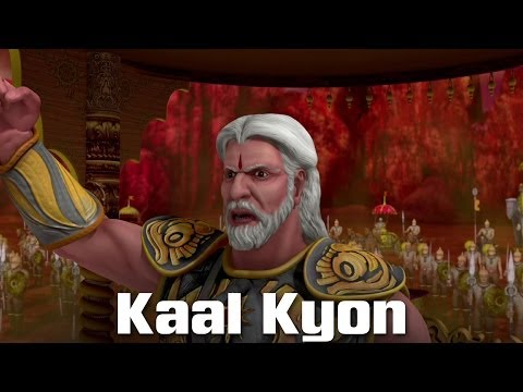 Kaal Kyon Song Video Feat Zubeen Garg - Mahabharat video