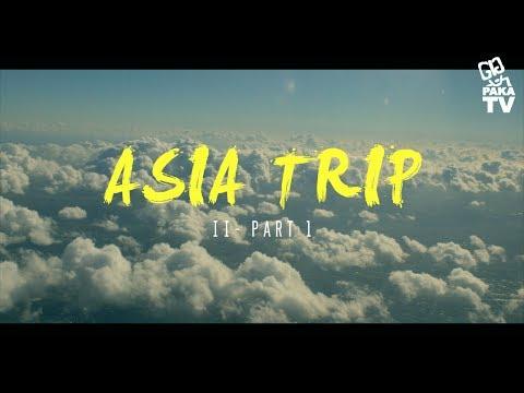 Onetouch – Asia trip – II part 1 (Paris – Bangkok / On nut night maket)