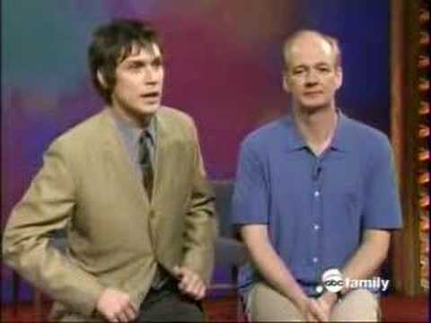 Whose Line - Weird Newscasters
