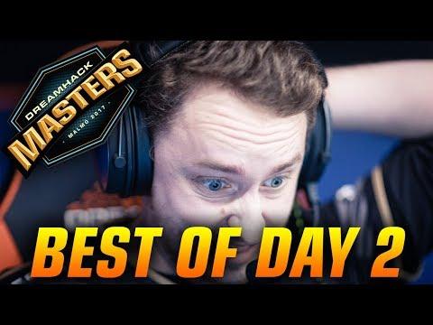 CS:GO   DreamHack Malmo 2017 - Best of Day 2
