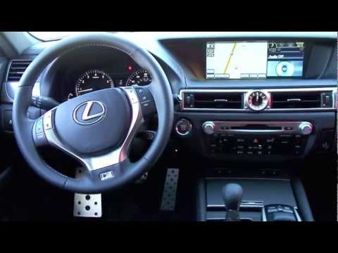 2013 Lexus GS 350 and GS 450h, Walkaround