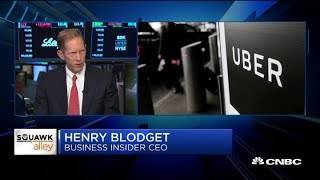 Henry Blodget: Uber's argument against CA bill 'ludicrous'