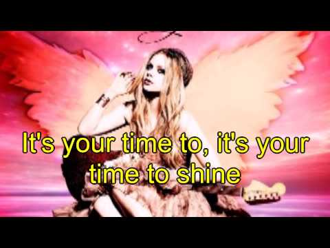 Fly - Avril Lavigne (LYrics)