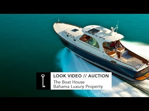 Look Video // The Boat House & Ship Owner Townhome // Grand Bahama, Bahamas