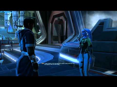 SWTOR - Vette Conversations + Romance part 1 of 3