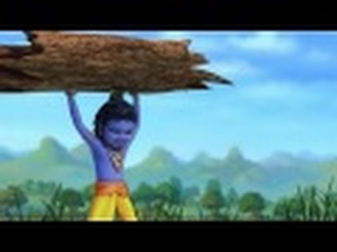 Little Krishna English - Episode 6 Demon In Disguise