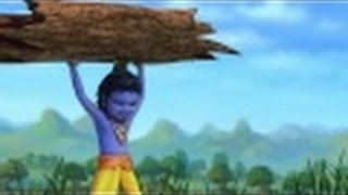 Krishna Aur Kans - LITTLE KRISHNA ENGLISH EPISODE 6