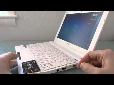 Asus Eee PC X101CH Cedar Trail netbook (first look)