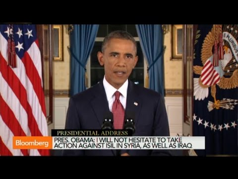 Obama: Sending More Troops to Iraq to Fight Islamic State