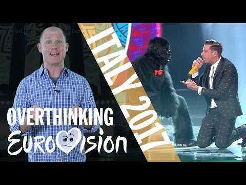 "Eurovision 2017 Review: Italy, ""Occidentali's Karma"" by Francesco Gabbani"