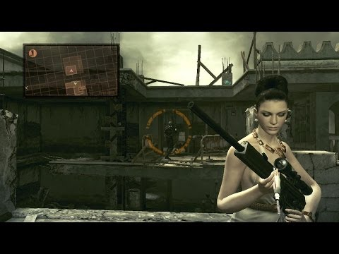 Resident Evil 5 Mod - Excella Gionne HD 100%
