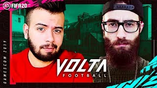 IL PRIMO 1vs1 SU VOLTA FOOTBALL! FIFA 20 | GABBO vs MARZA