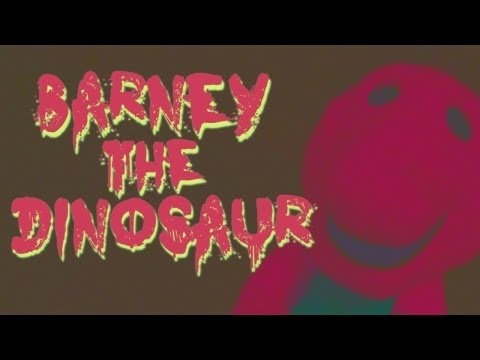 barney The Dinosaur video