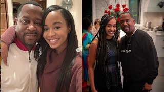 Martin Lawrence Announce This Exciting News About His Daughter Jasmine On Her 24th Birthday.