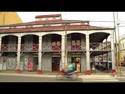 DF. Tres minutos en Sudamérica. Iquitos, Perú