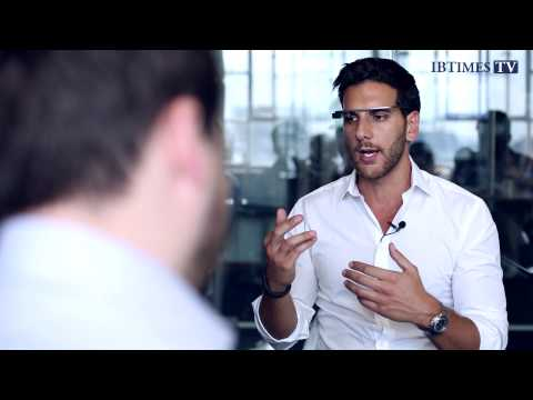 Google Glass: Exclusive interview with Maani Safa at SOMO
