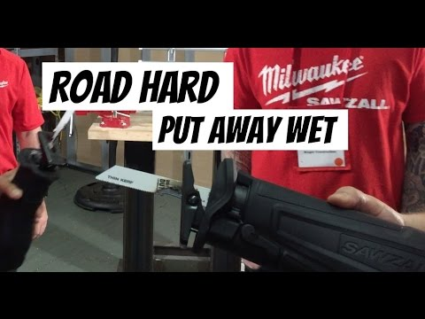 Milwaukee Tools - Tortured, Tested and Pushed to the Limit