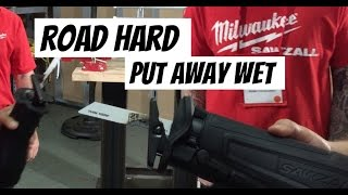 Milwaukee Tools Get Tortured!