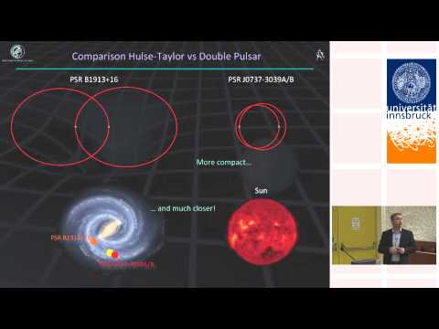 Michael Kramer: Nearly 100 years after General Relativity:  Was Einstein right?