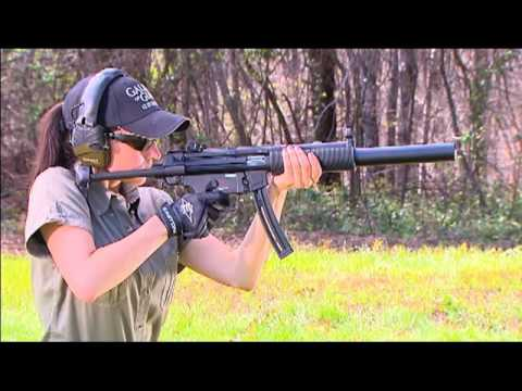 Gallery Of Guns Television- Cool To Own Umarex H&K MP5SD