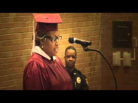 2014 Holmes Community College Commencement Speaker: Samantha Stewart