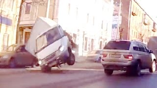 Russian Car crash compilation June 2016 week 1