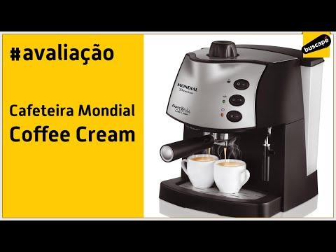 Avaliação da Cafeteira Mondial C-08 Coffee Cream
