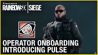 Rainbow Six Siege: Operator Onboarding – Introducing Pulse | Ubisoft [NA]