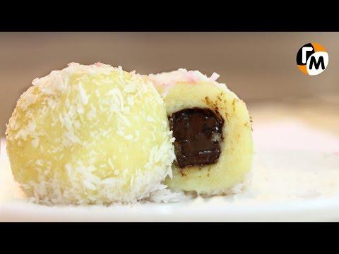 Творожные кнедлики рецепт | Как приготовить кнедлики из творога -- Голодный Мужчина, Выпуск 62