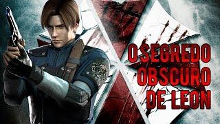 O Segredo Obscuro de Leon escondido em Resident Evil  [Re - Up ]