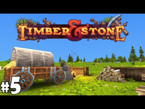 Timber and Stone 1.6 - Episode 5 - Best Feature Ever