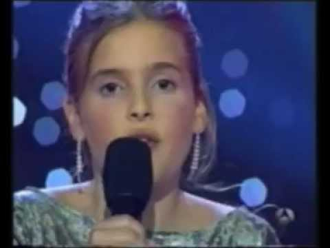 Menudas estrellas - Celine Dion -  you are the reason.