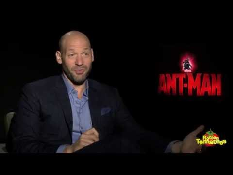 Ant Man Interview: Corey Stoll