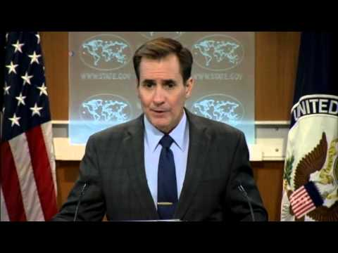 US Condemns Syrian Hospital Bombing