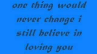 Sarah Geronimo - I Still Believe In Loving You Lyrics ...