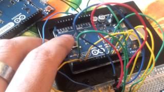 Sharp Memory LCD with Arduino