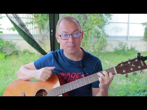 Видеокурс: Как грамотно играть по табам