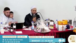 LIVE: Benefiet tbv Al Islah