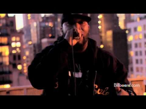Bun B - Let 'Em Know (Rooftop Session) LIVE