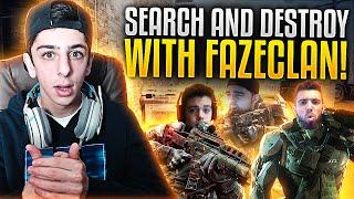 SEARCH AND DESTROY w/ FAZECLAN!! | FaZe Rug