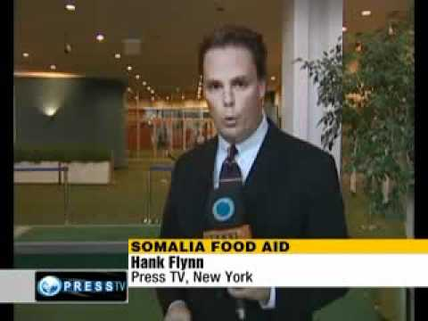 UN refugee agency delivers food aid to Somalia