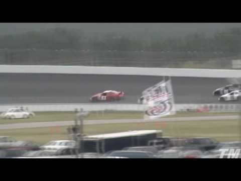 Highlights from the ARCA Remax Series race at Rockingham Speedway on April ...