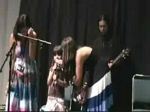 Connie Sings Pegasus Fantasy At AX
